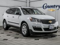 Traverse... LS... AWD... 3.6 V6... 6-Speed Automatic...