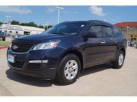 You can find this 2016 Chevrolet Traverse LS and many
