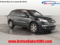 Options:  2016 Chevrolet Traverse Awd 4Dr Lt