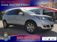 Options:  2016 Chevrolet Traverse Lt| |6.5-Inch