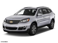 2016 Chevrolet Traverse, **ACCIDENT FREE CARFAX**,