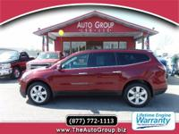 Options:  2016 Chevrolet Traverse Visit Auto Group