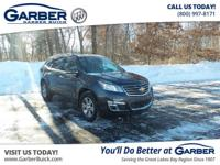 2016 Chevrolet Traverse LT w/2LT! Featuring a 3.6L V6
