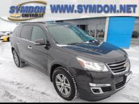 Options:  2016 Chevrolet Traverse Lt|Awd Lt 4Dr Suv