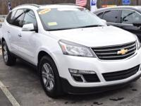 Well equipped 2LT Traverse AWD with heated leather