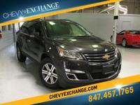 Options:  2016 Chevrolet Traverse Lt W/2Lt|Tungsten
