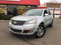 Fast and Easy Credit Approval! This Chevrolet Traverse