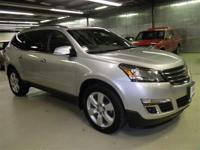 TRAVERSE LT: 1 OWNER!..HEATED FRONT SEATS-3RD ROW