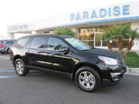 Options:  2016 Chevrolet Traverse Fwd 4Dr Lt