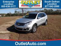 This outstanding example of a 2016 Chevrolet Traverse