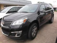This 2016 Chevrolet Traverse LT is offered to you for