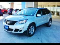 BEAUTIFUL 2016 TRAVERSE 3RD ROW configuration with 2nd