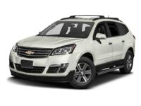 Safe and reliable, this Used 2016 Chevrolet Traverse LT