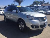 Options:  2016 Chevrolet Traverse Fwd 4Dr Lt W/2Lt