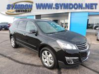 Options:  2016 Chevrolet Traverse Ltz|Awd Ltz 4Dr