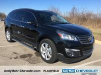 Chevrolet Traverse  Clean CARFAX. Odometer is 1575