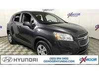 Chevrolet Trax LS CARFAX One-Owner. Clean Carfax - 1