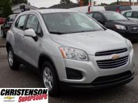 2016+Chevrolet+Trax+LS+in+Silver+Ice+Metallic+for+sale+