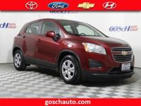 This 2016 Chevrolet Trax LS is offered to you for sale