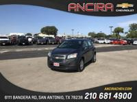 This used Chevrolet Trax 1FL is now for sale in San