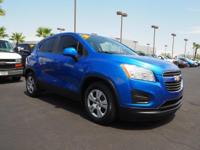 Look at this 2016 Chevrolet Trax LS. Its Automatic