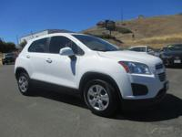 Options:  2016 Chevrolet Trax 1Ls|1.4L I4 16V|6-Speed