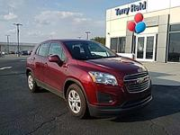 2016 Chevrolet Trax LS FWD *One Owner*, **Bluetooth