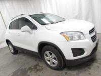 2016 Chevrolet Trax 1LT White Just Reduced! Priced