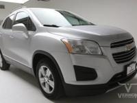 This 2016 Chevrolet Trax LT FWD with only 46,429 miles