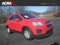 Used 2016 Chevrolet Trax, stk # 18248, key features