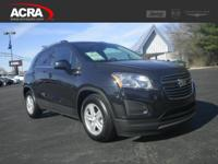 Used 2016 Chevrolet Trax, stk # 17151, key features