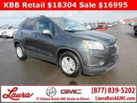 1-Owner New Vehicle Trade! LT 1.4 FWD. Backup Camera,