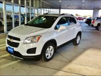 Beautiful 2016 CHEVY TRAX SUV with only 663