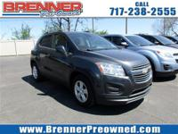 Check out this 2016 Chevrolet Trax LT. Its Automatic