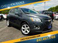 Options:  2016 Chevrolet Trax Ltz|Cyber Gray