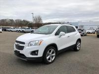 Options:  2016 Chevrolet Trax Ltz|Ltz 4Dr Crossover