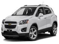 Options:  2016 Chevrolet Trax Ltz|Miles: 36519Color: