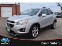 You'll love our top-of-the-line 2016 Chevrolet Trax LTZ