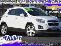 Options:  2016 Chevrolet Trax Ltz White 3.53 Final