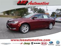 Introducing the 2016 Chrysler 200! Offering an alluring