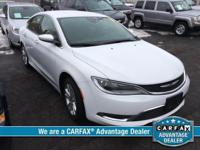 CARFAX 1-Owner, Excellent Condition. Limited trim. FUEL