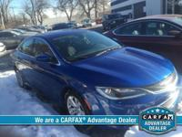 CARFAX 1-Owner, Excellent Condition. Vivid Blue