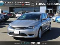 Looking for a clean, well-cared for 2016 Chrysler 200?