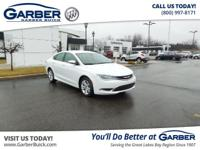 Introducing the 2016 Chrysler 200 Limited! Featuring a