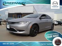 There's no substitute for a Chrysler! Hurry in!