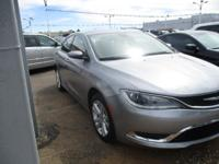 Introducing the 2016 Chrysler 200! This spectacularly