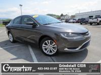 This 2016 Chrysler 200 will sell fast -Bluetooth ABS
