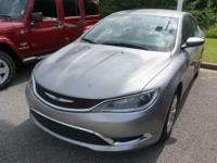 New Arrival! CarFax 1-Owner, This 2016 Chrysler 200 4dr