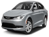 Options:  2016 Chrysler 200 Lx|Save At The Pump!!! 36