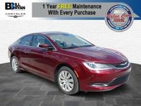 The advanced engineering of the redesigned Chrysler 200
